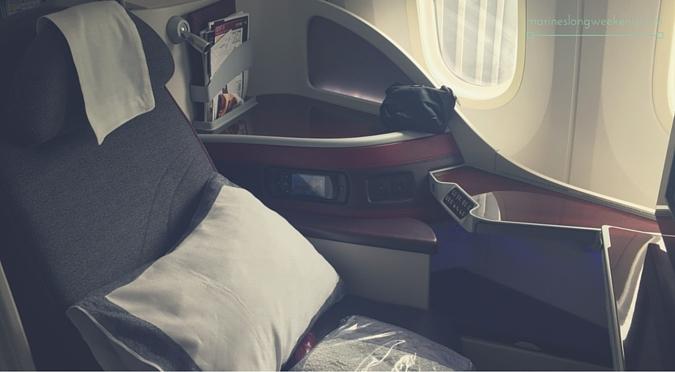 Seat Dreamliner