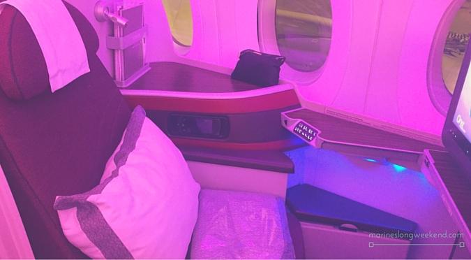 A350 Cabin interior